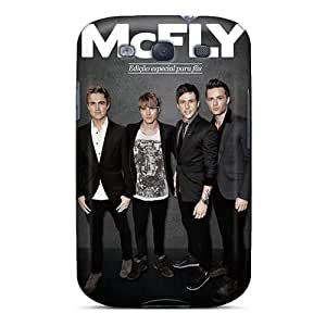 Samsung Galaxy S3 YwO17078YgYo Allow Personal Design Lifelike Mcfly Band Pictures Durable Cell-phone Hard Cover -CristinaKlengenberg