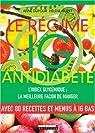 Le régime IG antidiabète par Dufour