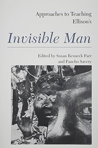 Ellisons Invisible Man (Approaches to Teaching World Literature (Paperback))