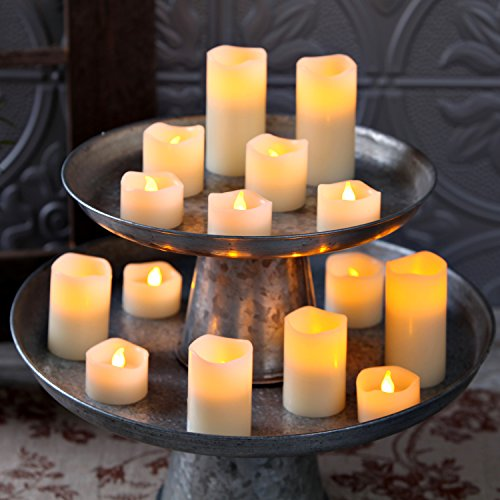 Flameless Votives Variety Batteries Included product image
