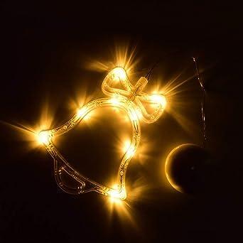 Fensterlicht Weihnachten.Weihnachtsbeleuchtung Led Fensterlicht Weihnachten Aussen