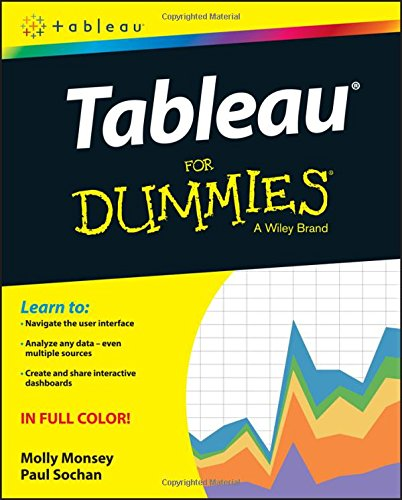 Tableau For Dummies  For Dummies  Computer Tech