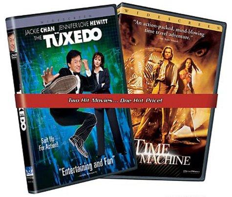 The Time Machine / The Tuxedo (Tuxedo Jackie Chan)