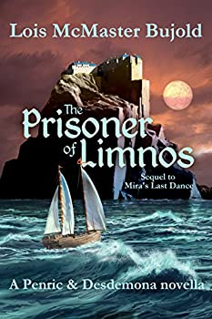 The Prisoner of Limnos by Lois McMaster Bujold fantasy book reviews