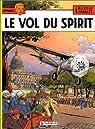 Lefranc, tome 13 : Le vol du Spirit par Martin