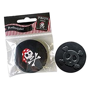 Trendhaus gomme taler pirate 5 cm