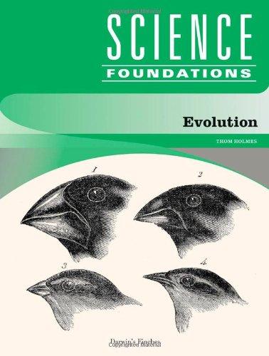 Evolution (Science Foundations) ebook