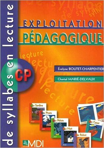 Livre De Syllabe en Lecture CP pdf