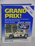 Grand Prix, 1950-73, Lang, Mike, 0854298614