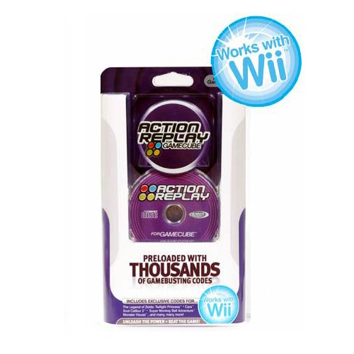 Video Games : GameCube Action Replay