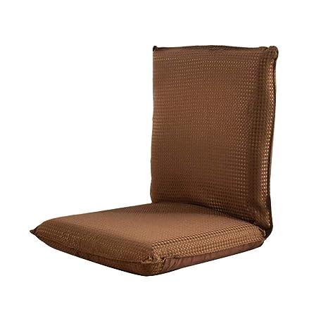 Amazon.com: Silla de pie ajustable Sofá Lazy Tatami ...