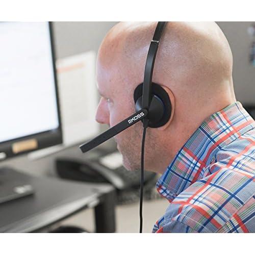 85%OFF Koss CS200 USB Communication Headset | Lightweight | D