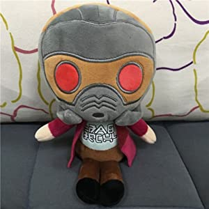 Guardians of the Galaxy 2 Plush Toy Figure Ravager Baby Groot Rocket Star Lord(star lord)