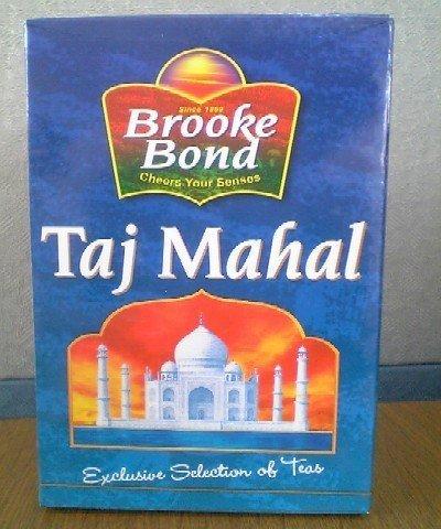 450g Tea - Brooke Bond Taj Mahal Orange Pekoe Black Tea, 450 Gram