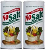 No Salt Salt Substitute, 11-Ounce Cans (Pack of 2) by Nosalt