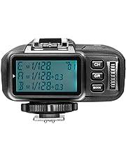 Neewer TTL 2.4G Wireless Flash Trigger Transmitter for FUJIFILM Mirrorless Digital Camera and NW400F TT350F NW600BM AD600 AD600M AD360II AD200 NW850II V850II TT600 Flashes (N1T-F)