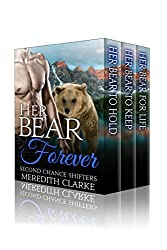 Her Bear Forever: Her Bear Complete Series: BBW Paranormal Shifter Romance