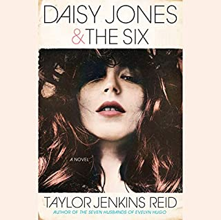 Book Cover: Daisy Jones & The Six: A Novel