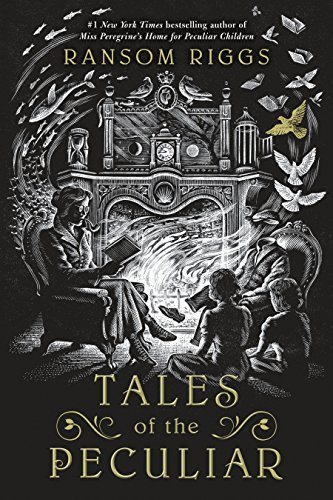 Amazon tales of the peculiar ebook ransom riggs andrew tales of the peculiar by riggs ransom fandeluxe