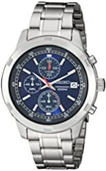 Seiko Chronograph Men's Quartz Watch SKS419