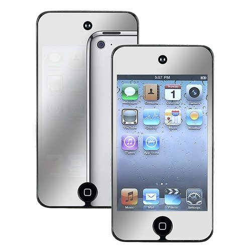 Mirror LCD Screen Protector Cover Film for Ipod Touch 4th Generation MYBAT 1006490