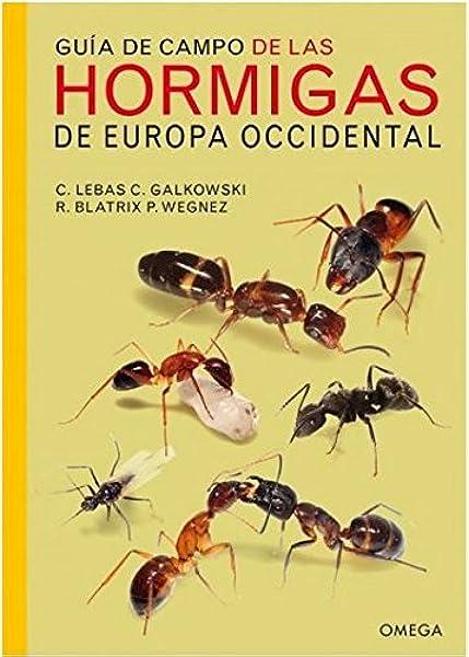 Guía de campo de las hormigas de Europa occidental GUIAS DEL ...