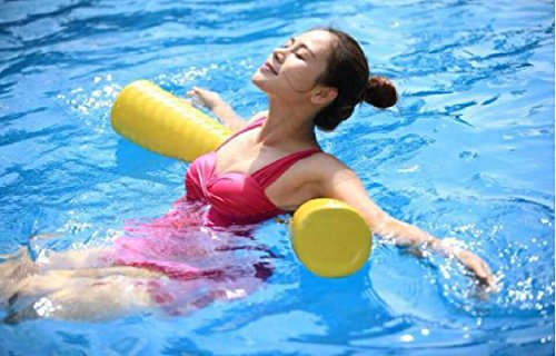 Fun Float Swimming Pool Noodle Super Soft Closed Cell Memory Import It All