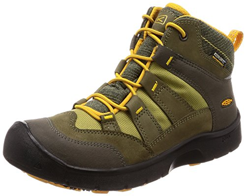 Olive Mid Chaussure Hikesport Citrus Hiking Waterproof Junior Dark SS18 Keen q5pw8CC