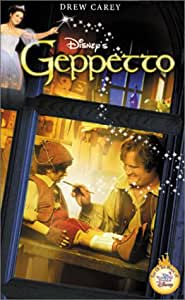Geppetto [VHS]