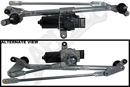 How To Replace A Windshield Wiper Motor And Transmission