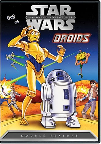 Star Wars Animated Adventures - Droids (The Pirates and the Prince / Treasures of the Hidden Planet) - Star Wars Animated