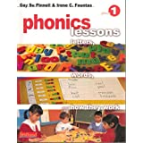 Phonics Lessons: Letters, Words, and How They Work: Grade 1