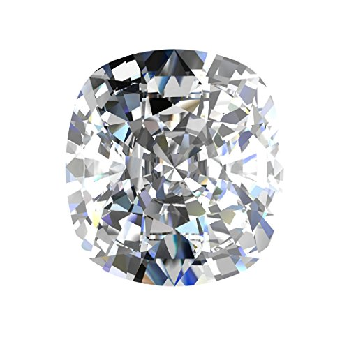 Si2 Cushion Loose Diamond (GIA Certified Natural 1.01 Carat Cushion Diamond with H Color & SI2 Clarity)