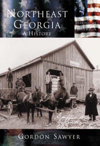 Read Online Northeast Georgia: A History (GA) (Making of America) ebook