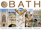 Front cover for the book Bath Popout Map (UK Popout Maps) by Compass Maps