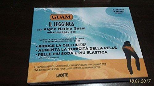 5 opinioni per GUAM LEGGINGS CON ALGHE MARINE
