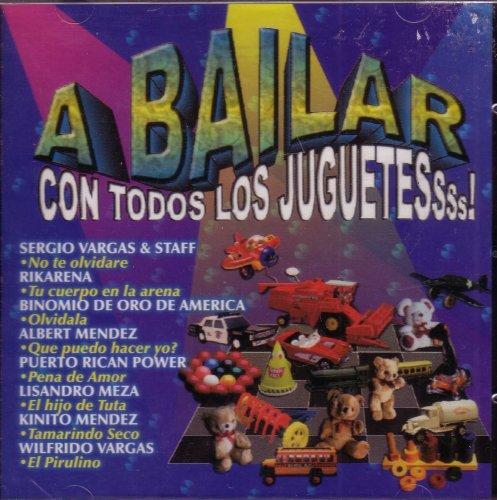 A Bailar - Con Todos Los Juguetesss! - Amazon.com Music
