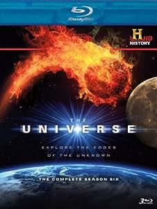 The Universe: Season 6 [Blu-ray]