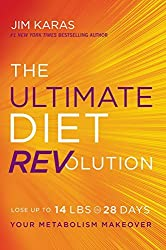 The Ultimate Diet REVolution: Your Metabolism Makeover by Jim Karas (2016-03-01)