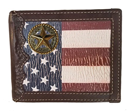 Distressed background Flag Wallet Gold Custom fold a States Star with United Bi x0Pxfq