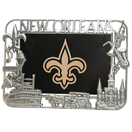 New Orleans Saints Picture Frame - 9