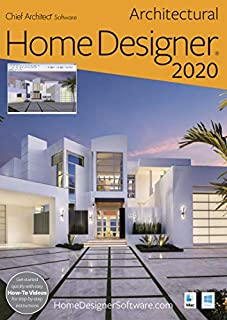 Chief Architect Home Designer Architectural 2020 (B07BVB3PV9) | Amazon Products