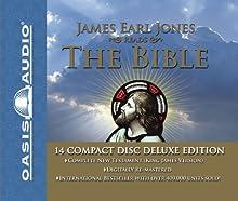 James Earl Jones Reads the Bible-KJV-New Testament