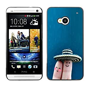 Stuss Case / Funda Carcasa protectora - Together Forever Under A Shade - HTC One M7