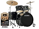 Tama Imperialstar 5-Piece Complete Drum Kit with Meinl HCS Cymbals - FREE PROMO CYMBAL PACK -...