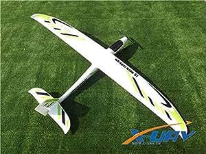 X Uav Ly S04 Whisper Wind Rtf Rc Plane