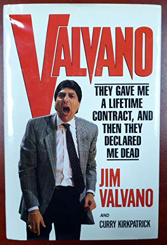 "Jim Valvano Autographed Book""To Andrew"" #Q50867 JSA Certified Autographed College Magazines"