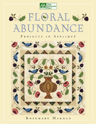 Floral Abundance: Applique Designs Inspired by William Morris