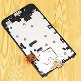Blackberry Z30 LCD Black Screen & Digitizer Assembly
