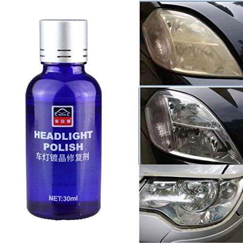 Ecosin Repair Liquid 9H Hardness Car Auto Light Repair Super Hydrophobic Glass Coating Car - Glass Repair How Scratches To